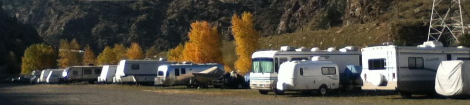 Boat and RV Storage Idaho Springs Colorado